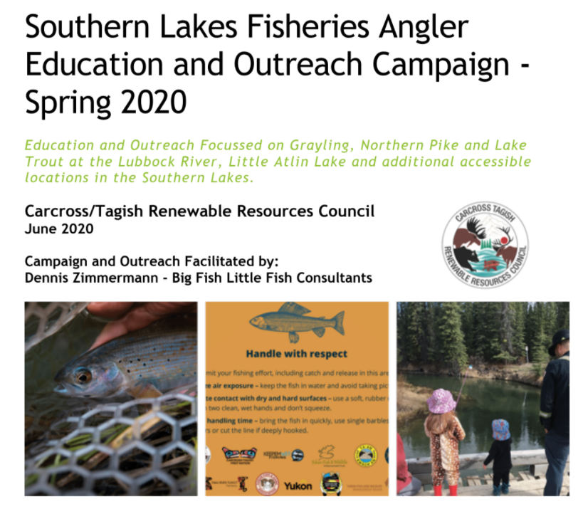 Southern Lakes Fisheries Campaign