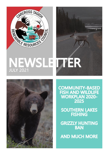 CTRRC Newsletter July 2021